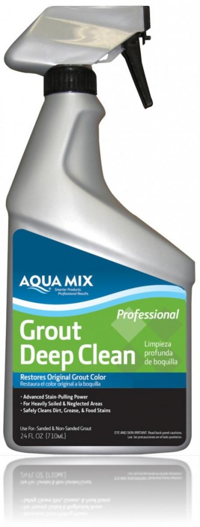 Grout Deep Clean - Aqua Mix® Australia - Official Site